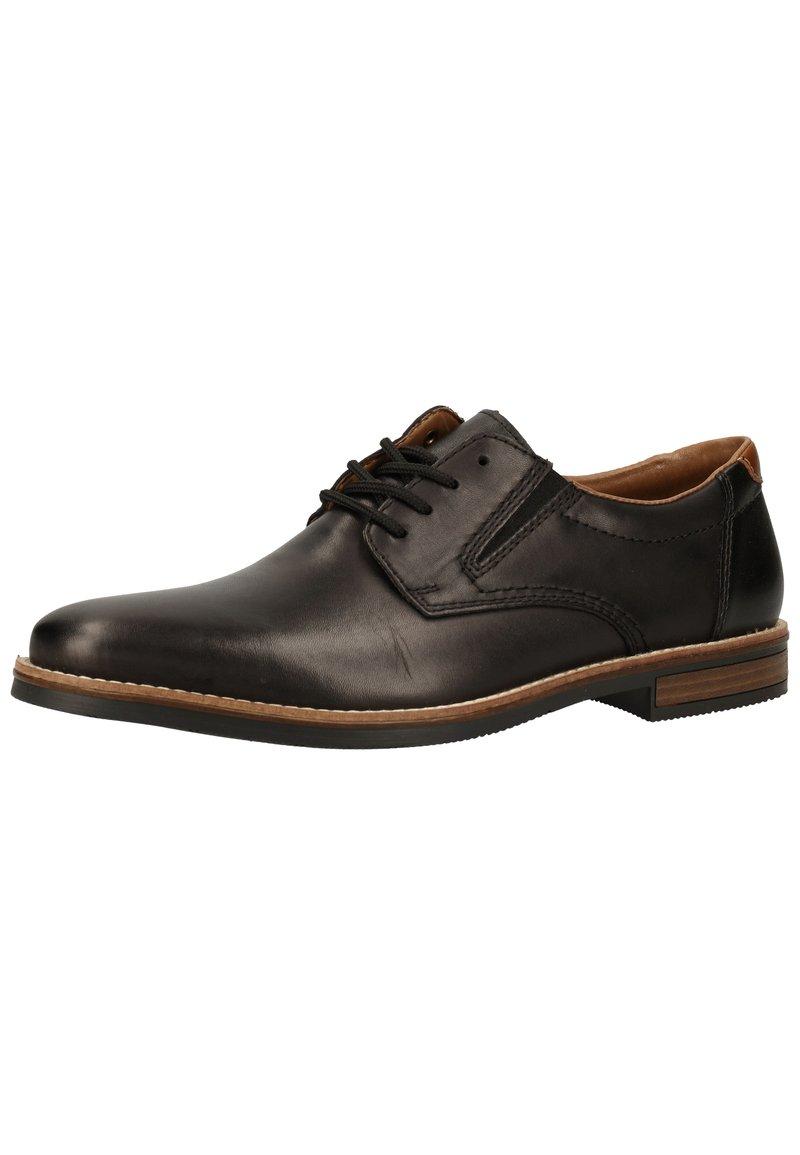 Rieker Namur-Burlington-Virage Schuhe Halbschuhe Slipper Sneaker black B9062-00