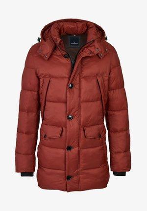 Down coat - braun