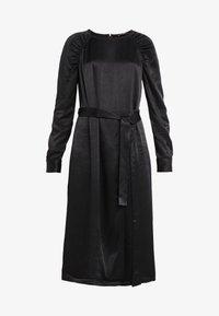 Bruuns Bazaar - PHILOSOPHY NILE DRESS - Koktejlové šaty/ šaty na párty - black - 5