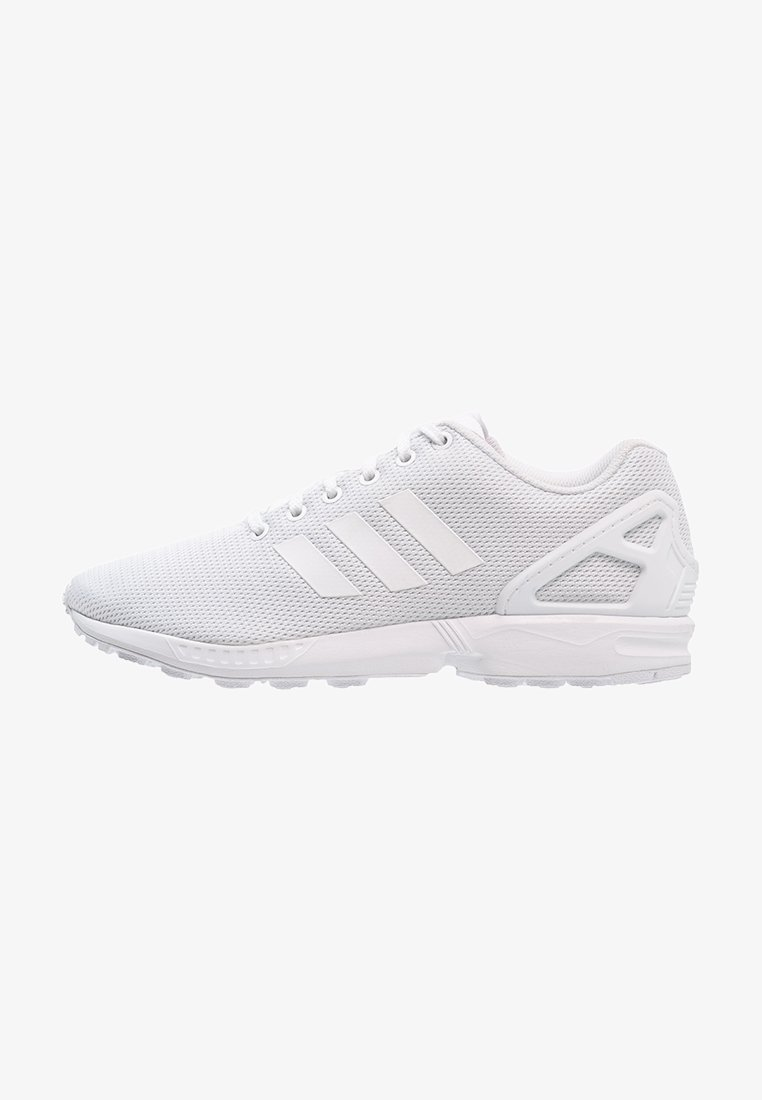 adidas Originals - ZX FLUX - Trainers - weiß