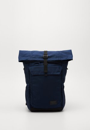 EXPORT 2.0 BARREN CAMO PRINT - Tagesrucksack - dress blue