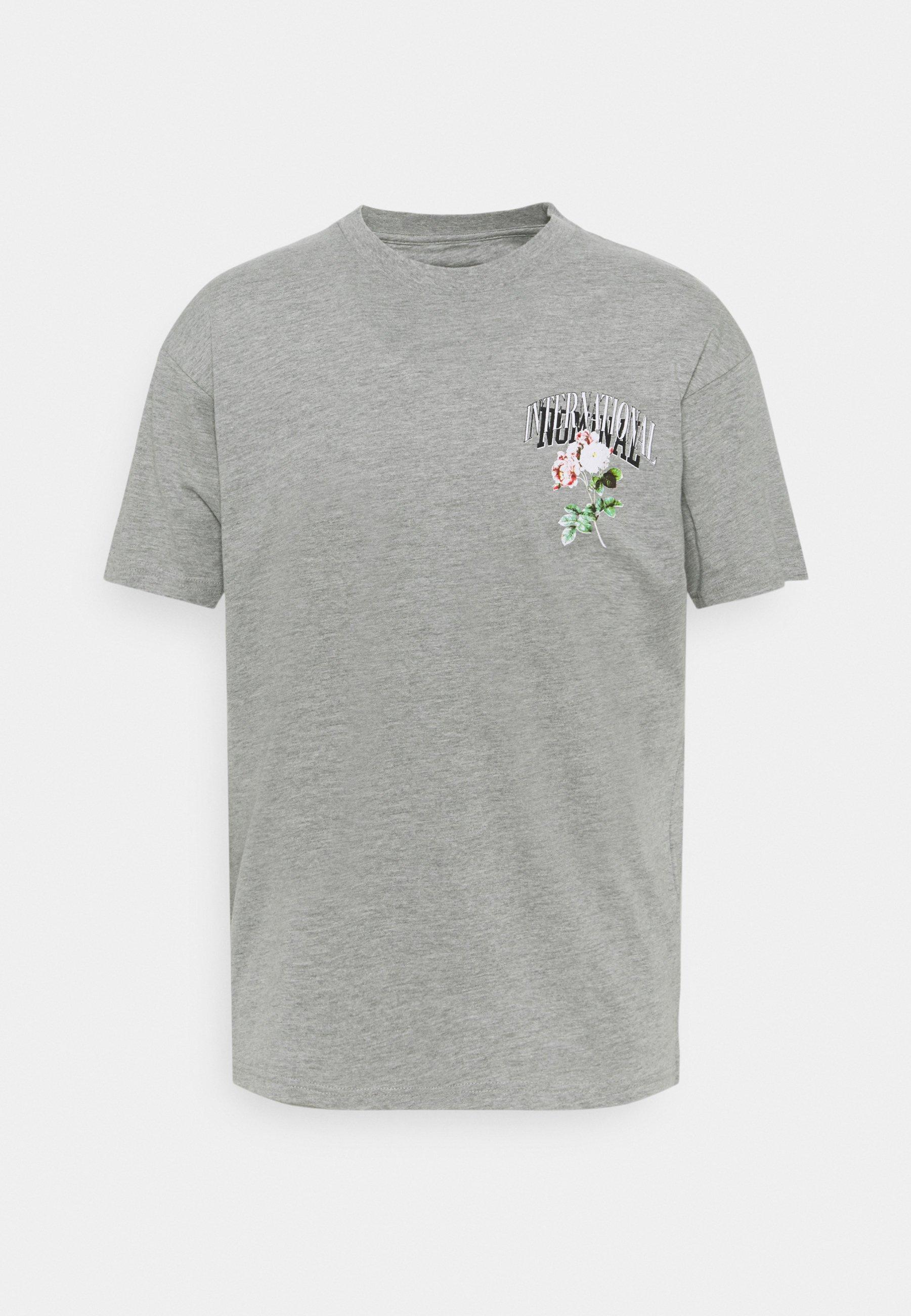 Men INTERNATIONAL TEE - Print T-shirt