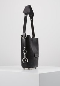 Rebecca Minkoff - UTILITY  BUCKET - Handbag - black - 3