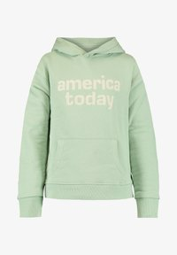 America Today - Hoodie - mint - 4