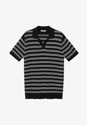 ADELE - Poloshirt - black