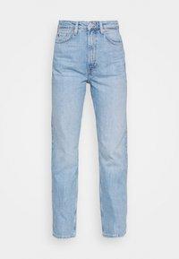 ROWE - Straight leg jeans - light blue moise