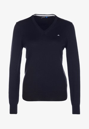 AMAYA - Jumper - navy