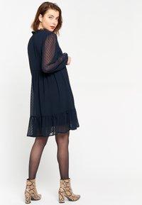 LolaLiza - RUFFLED  - Day dress - navy blue - 3