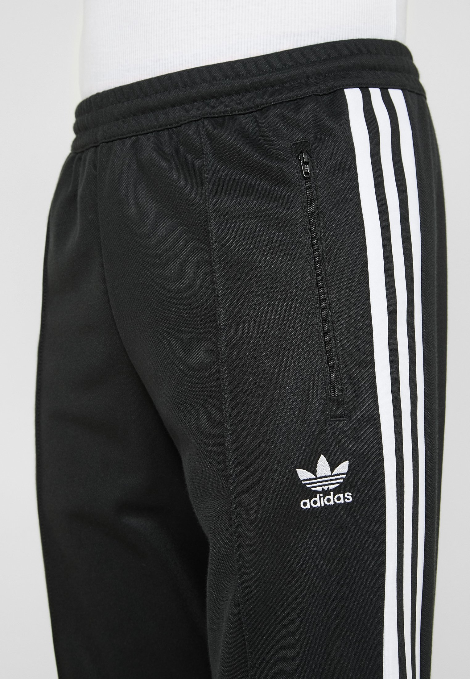 adidas Originals BECKENBAUER - Tracksuit bottoms - black tCrwB