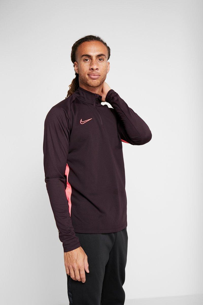 Nike Performance - DRY  - Camiseta de deporte - burgundy ash/racer pink