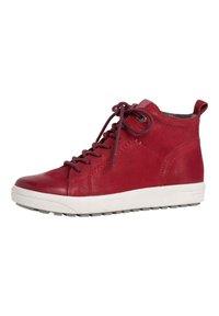 Jana - SNEAKER - Zapatillas altas - chili - 3