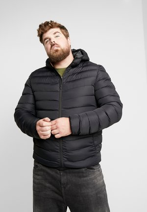 GRANTPLAIN PLUS - Winterjas - black