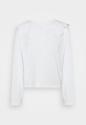 Blus - white