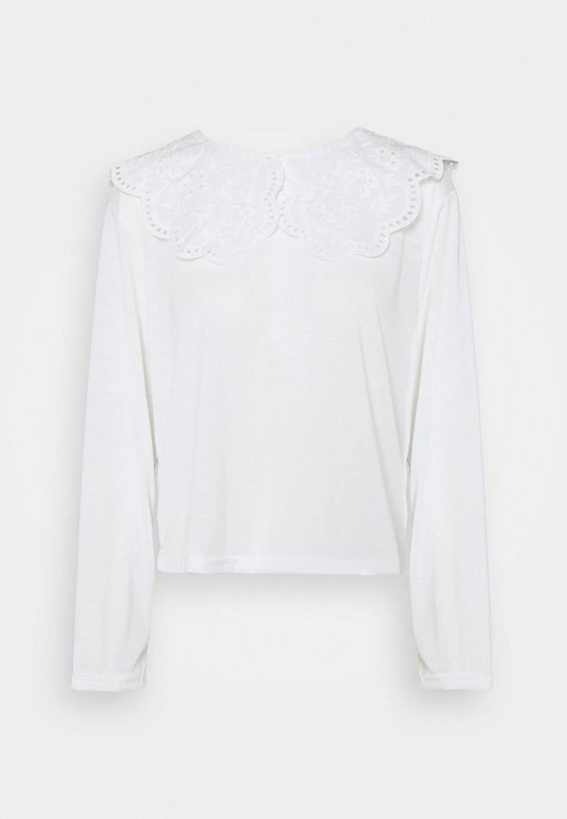 Never Fully Dressed Petite - Blouse - white