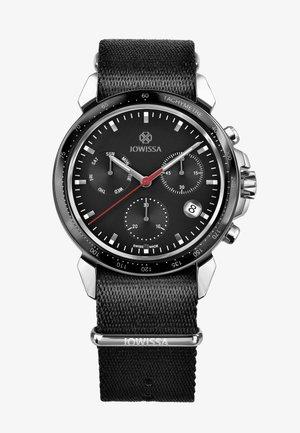 LEWY SWISS  - Chronograph watch - schwarz