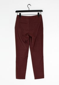 ICHI - Trousers - red - 1