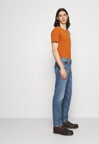 Nudie Jeans - GRITTY JACKSON - Straight leg -farkut - pure spring - 4