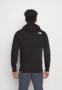 The North Face - BERKELEY CALIFORNIA HOODIE - Sweatshirt - black - 2