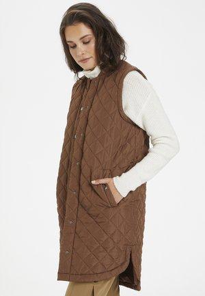 KAMARIA  - Bodywarmer - brown