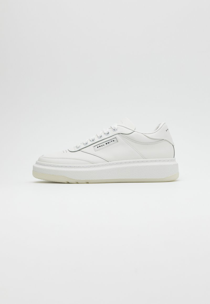 Paul Smith - HACKNEY - Baskets basses - white