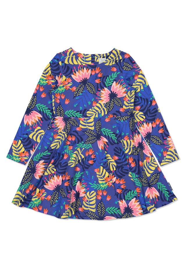 TROPICAL  - Cocktail dress / Party dress - deep ultramarine
