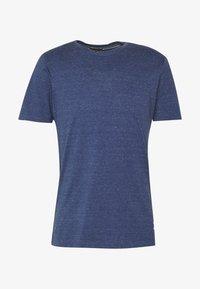 JORWINSTON TEE CREW NECK - Basic T-shirt - ensign blue