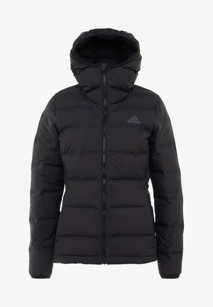FOUNDATION JACKET - Piumino - black