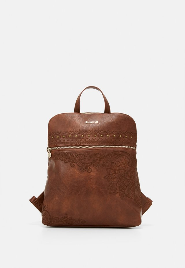 BACK MARTINI NANAIMO - Tagesrucksack - brown
