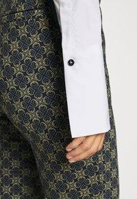 van Laack - MONICA - Button-down blouse - weiß/blau - 5