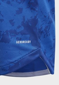 adidas Performance - Sports shirt - blue - 4