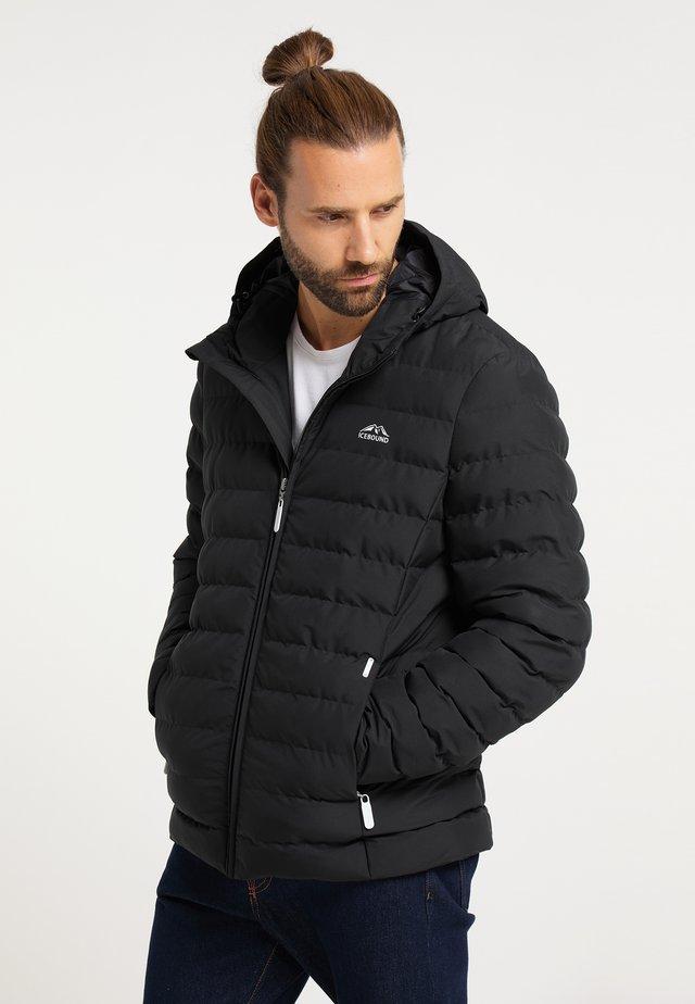 Giacca invernale - schwarz