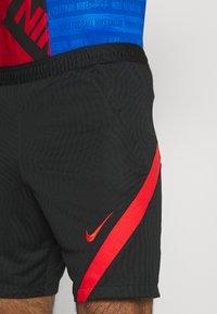 Nike Performance - TÜRKEI DRY SHORT - Sports shorts - black/habanero red/habanero red - 4