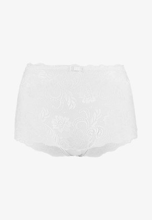 GYPSY DEEP SHORT - Pants - white