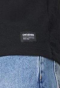 Dr.Denim - DEREK TEE - T-shirt basic - black - 4