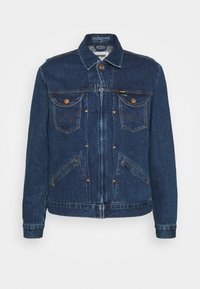 BRAD JACKET - Denim jacket - blue denim