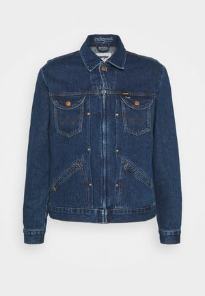 BRAD JACKET - Veste en jean - blue denim