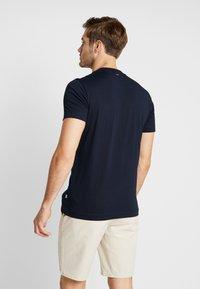 Napapijri - EMBRO - T-shirts print - blue - 2