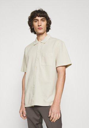 FULL BUTTON - Shirt - silver birch