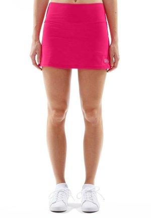 BASIC SKIRT - Sports skirt - pink