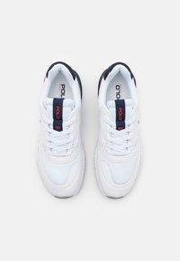 Polo Ralph Lauren - Sneakers basse - white/newport navy - 3