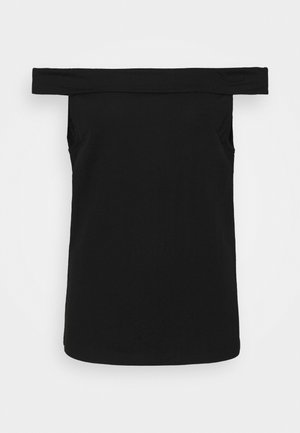 VMAMAYA OFF SHOULDER - Top - black