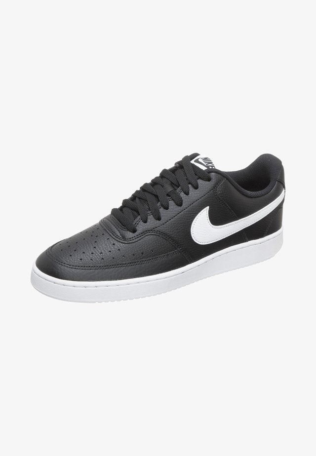 COURT VISION  - Trainers - black/white