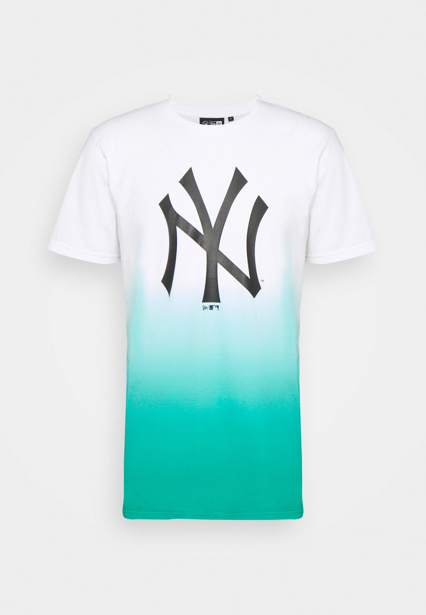 Herrer NEW YORK YANKEES MLB DIP DYE TEE - Klubtrøjer