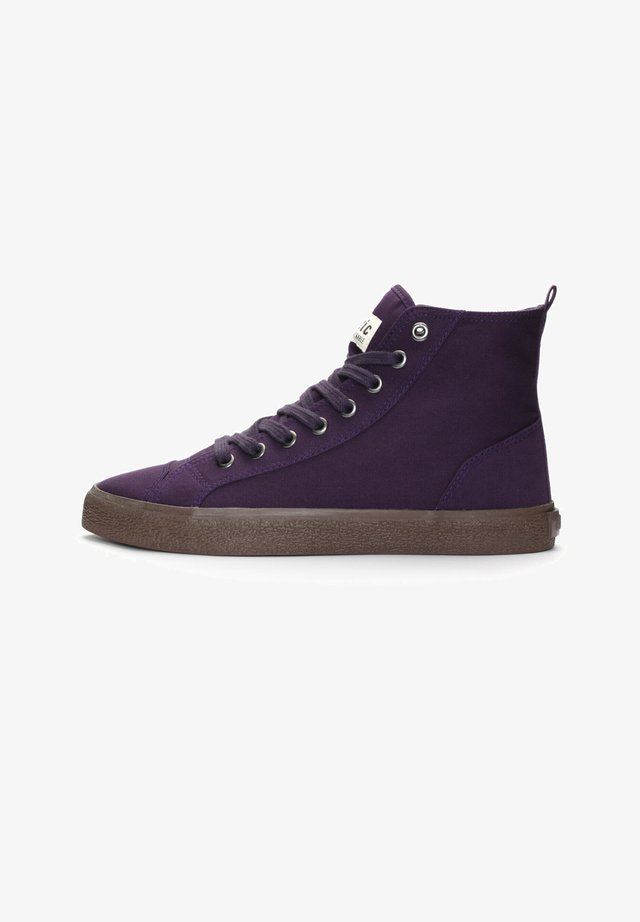 GOTO HI GOTO HI - Sneakers hoog - grape velvet