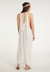 IZIA - Maxi dress - wollweiss - 1