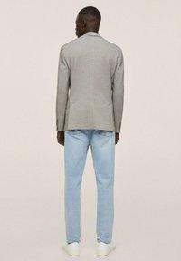 Mango - Blazer jacket - open beige - 2