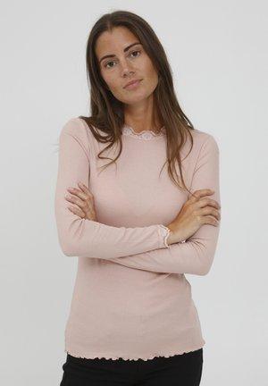 HIZAMOND  - Longsleeve - light pink