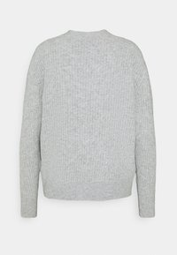 s.Oliver - Cardigan - grey melange - 1