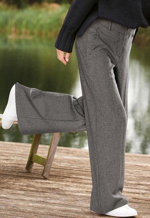 EMMA WILLIS  - Trousers - grey