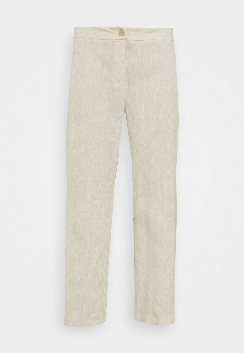 Persona by Marina Rinaldi - ROBOT - Trousers - ivory